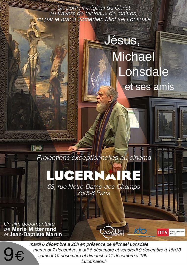 j sus michael lonsdale et ses amis streaming film streaming film vf. Black Bedroom Furniture Sets. Home Design Ideas