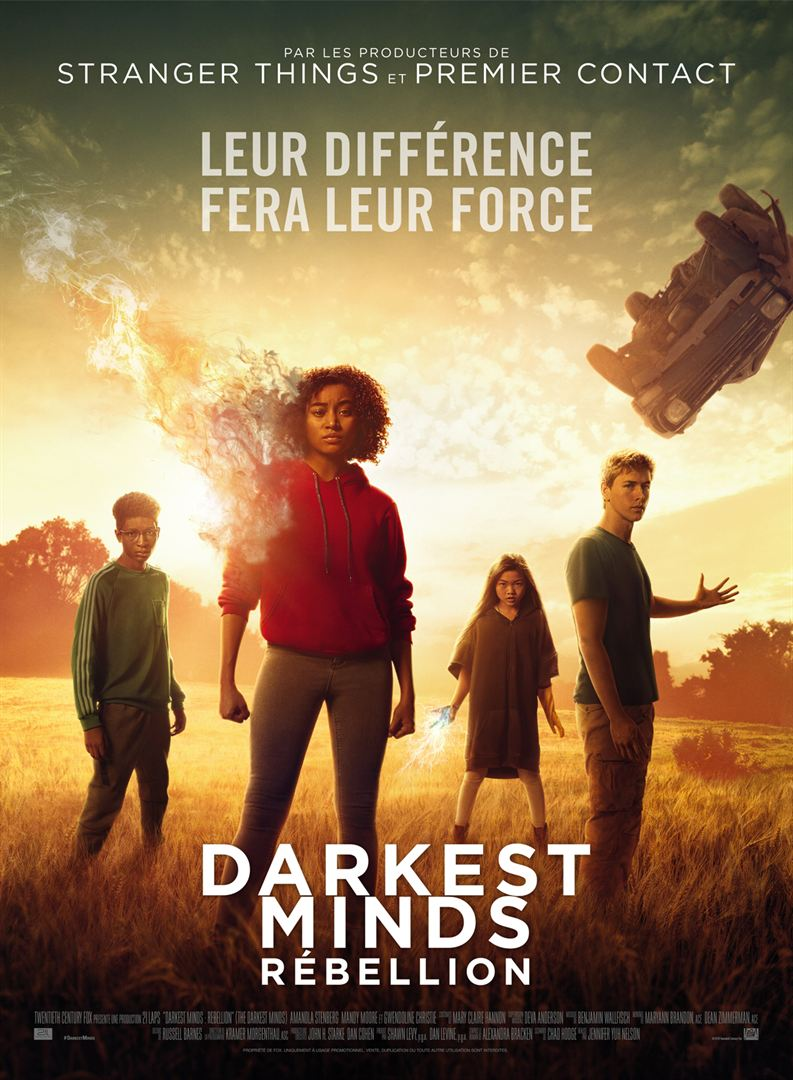 Darkest Minds Rébellion