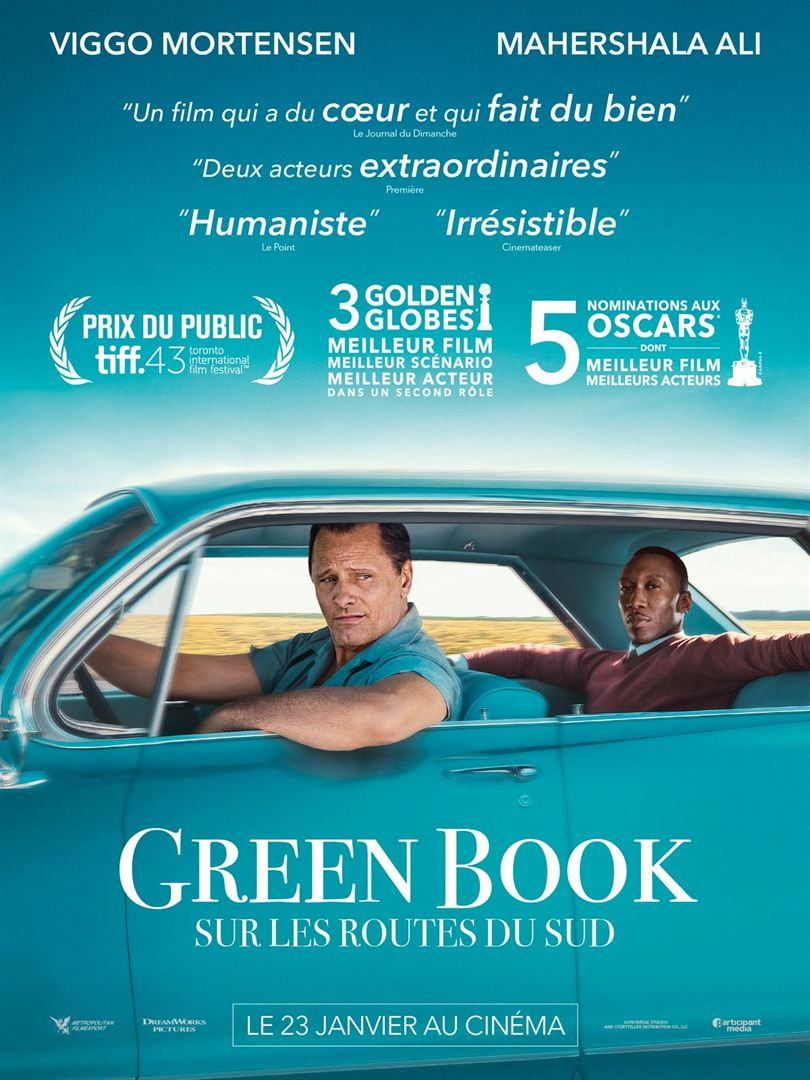 Green Book Sur les routes du sud