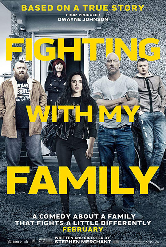 Fighting With My Family Stream