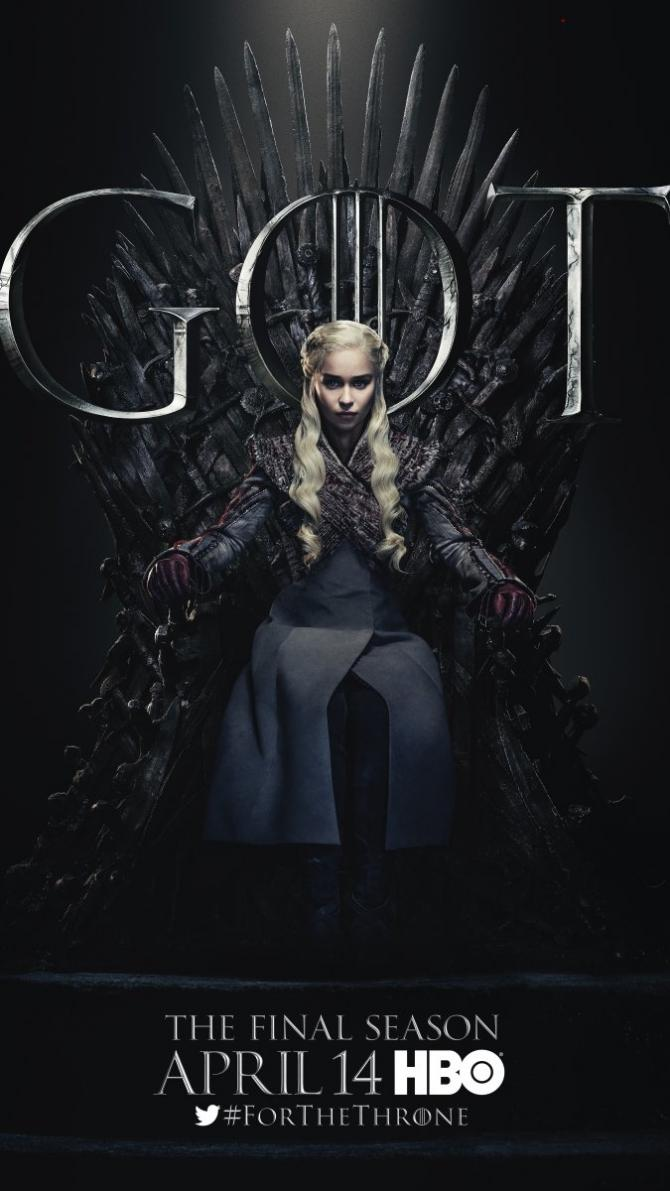 Game of Thrones 8x05 Saison 8 Episode 5