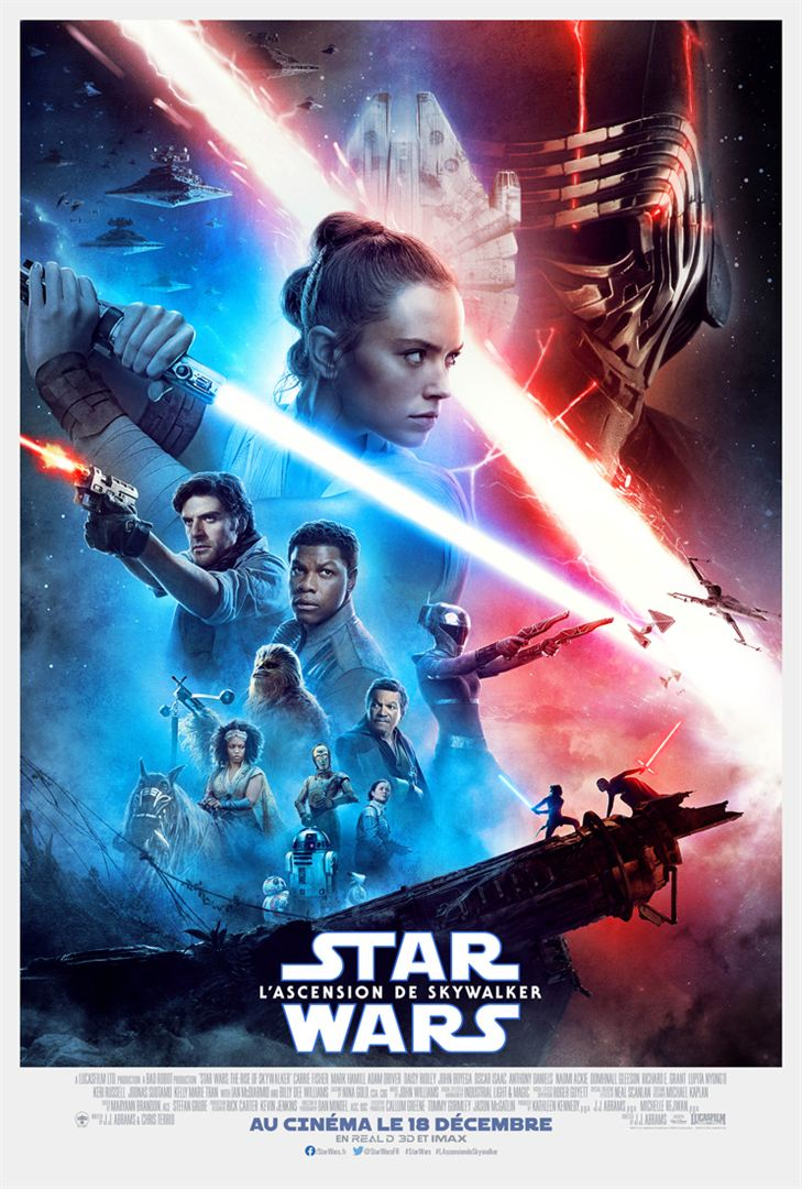 Star Wars L'Ascension de Skywalker